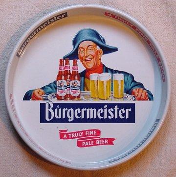 Burgermeistertray Details